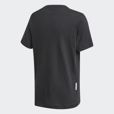 Boys Gym & Training Black Aaron Kai x adidas Graphic T-Shirt