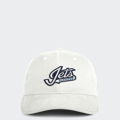 Men Hockey Multicolor Jets Slouch Semi-Fitted Cap
