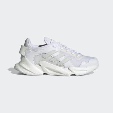 Women Running White Karlie Kloss X9000 Shoes