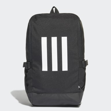 Lifestyle Black Essentials 3-Stripes Response Backpack