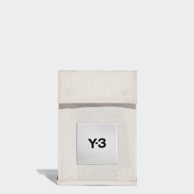Y-3 Μπεζ Y-3 CH3 Pocket Bag