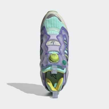 Tenis ZX Fury Violeta Originals