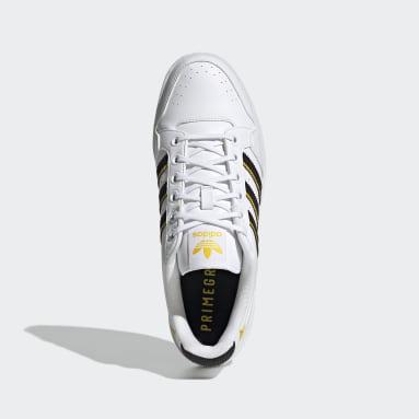 Chaussure NY 90 Stripes Blanc Originals