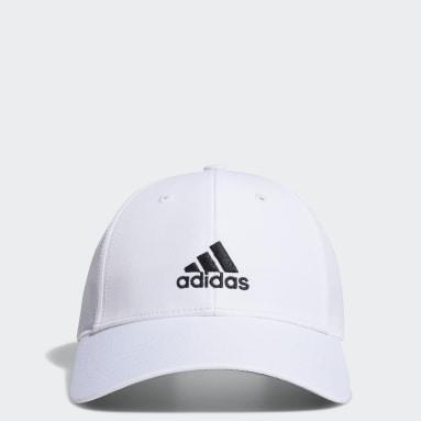 Boys Golf White Performance Cap