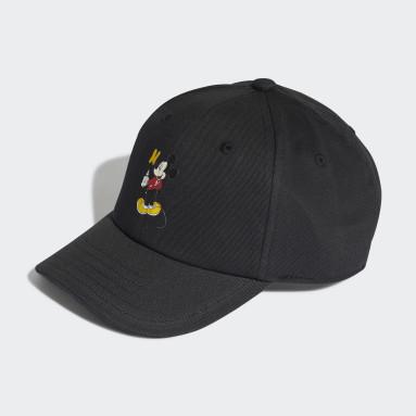 Gorra de Béisbol Disney Mickey Negro Niño Originals