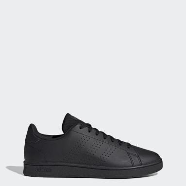 Zapatillas Advantage Base Negro Hombre Diseño Deportivo