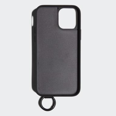 Molded Hand Strap Case 2020 iPhone 6,1 tommer Svart