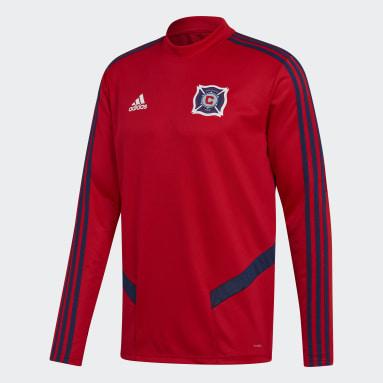 CF TR TOP Rojo Hombre Fútbol