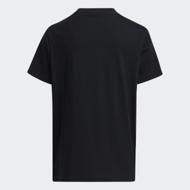 Youth Training Black All Sports Tee