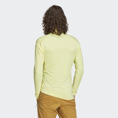 Camiseta Terrex Xperior Amarillo Hombre TERREX