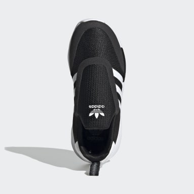 Chaussure ZX 360 Noir Enfants Originals