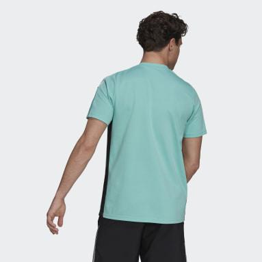 Men Football Green Arsenal Tiro Polo Shirt