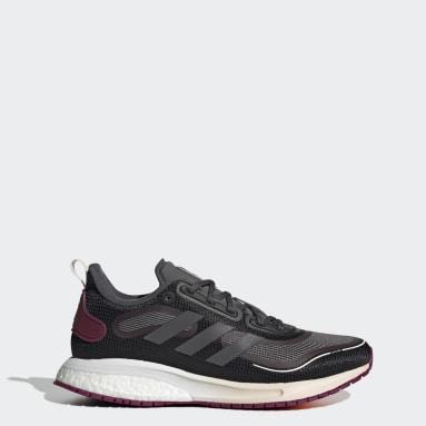 Women's Running Black Supernova WINTER.RDY Shoes
