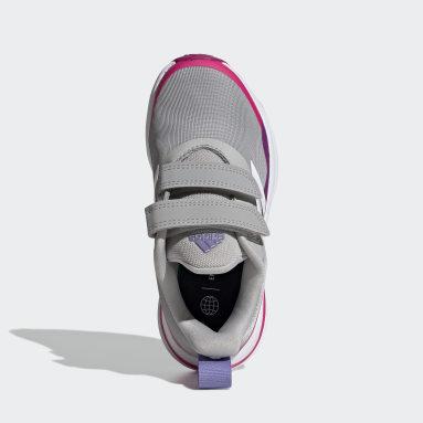 Kinder Running FortaRun Double Strap Schuh Grau