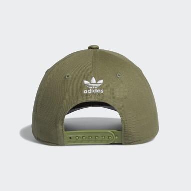 Men's Originals Green Icon Snapback Hat