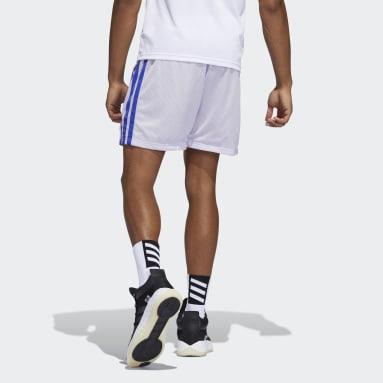 Men Basketball Purple Summer Legend Shorts
