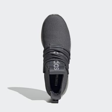 Men's Essentials Grey Lite Racer Adapt 3 Shoes