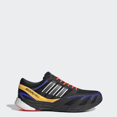 Løb Sort Adizero Pro V1 DNA sko