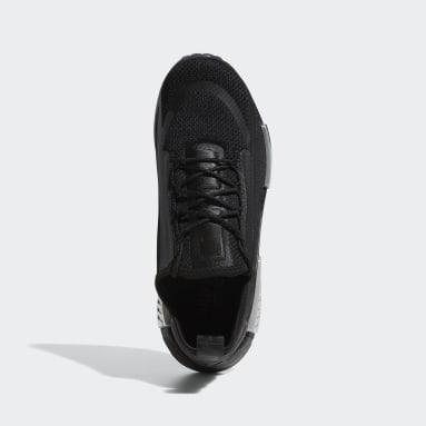 Kadın Originals Siyah NMD_R1 Spectoo Ayakkabı