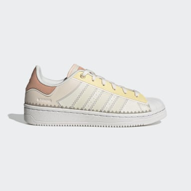 Women Originals White Superstar OT Tech Shoes