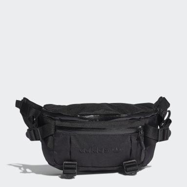 Originals Black Adventure Waist Bag