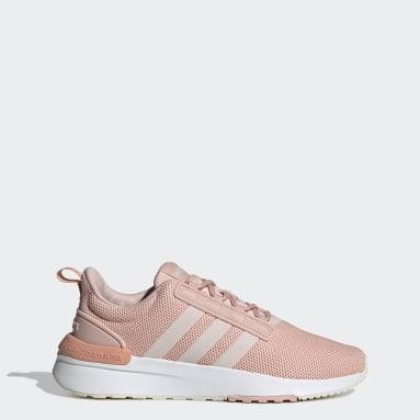 Dames Hardlopen roze Racer TR21 Schoenen
