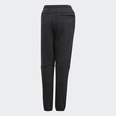 Boys Sportswear Black Z.N.E. Tracksuit Bottoms
