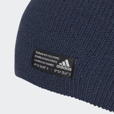 Fitness & Training Performance Mütze Blau