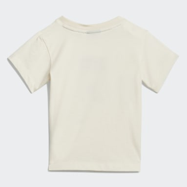 Camiseta Disney Tinkerbell Algodón Orgánico Blanco Niño Originals