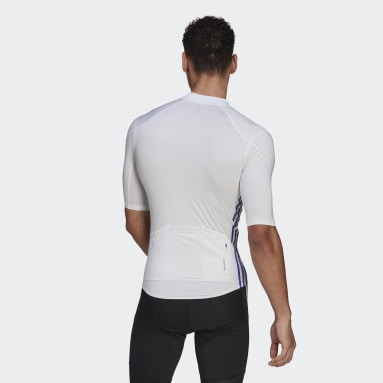 The Short Sleeve Cycling Jersey Bialy