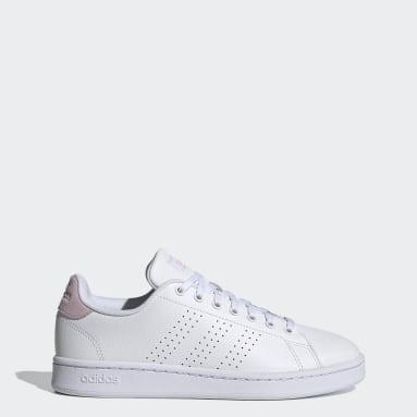 Women Sportswear White Advantage Shoes