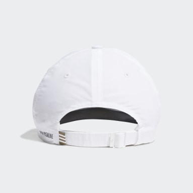 Casquette Primeblue Sustainable Running Training Dad Blanc Volley-ball