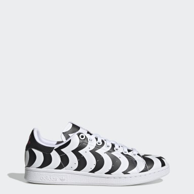 Women Originals Black Marimekko Stan Smith Shoes