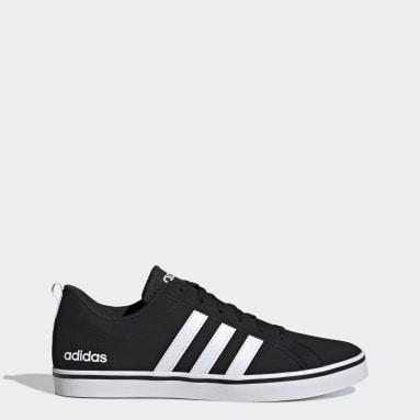 Men Sport Inspired Black VS Pace Shoes
