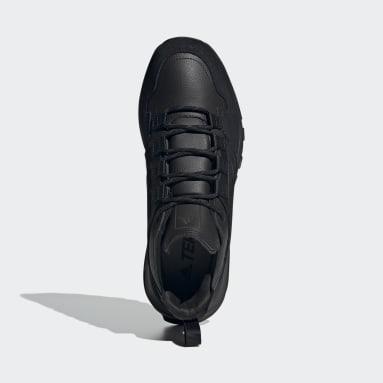 TERREX Svart Terrex Urban Low Leather Hiking Shoes