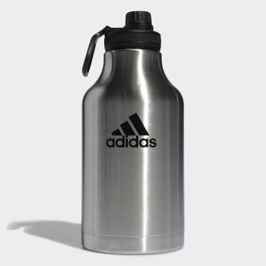 Boxing White Steel Metal Bottle 2L