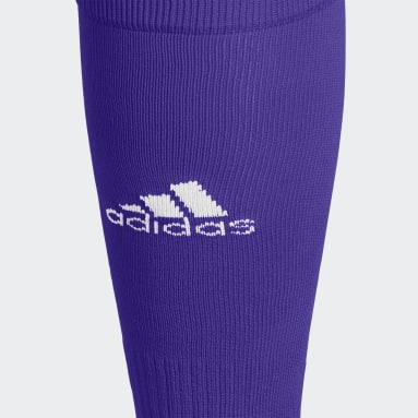 Football Purple Copa Zone Cushion OTC Socks