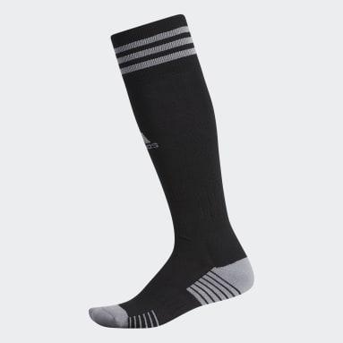 Football Black Copa Zone Cushion OTC Socks