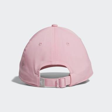 Women Golf Pink Color Cap