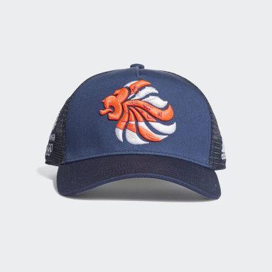 Winter Sports Blue Team GB Trucker Cap