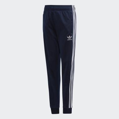 Pants deportivos SST (UNISEX) Azul Niño Originals