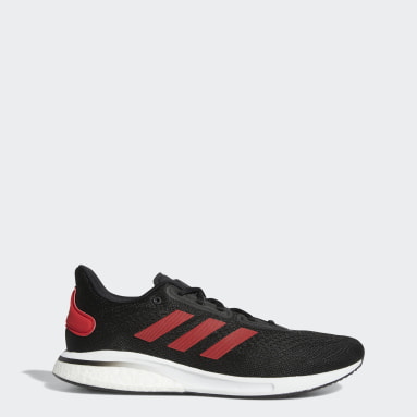 Running Black Supernova Shoes