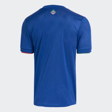Camisa 1 Cruzeiro 21/22 Azul Homem Futebol