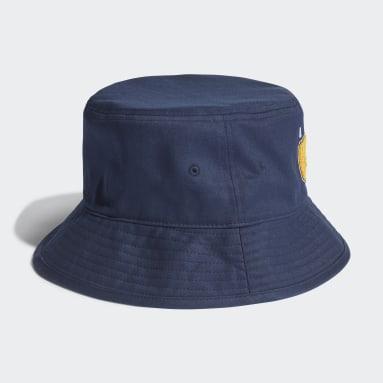 Originals Stoffhut Blau