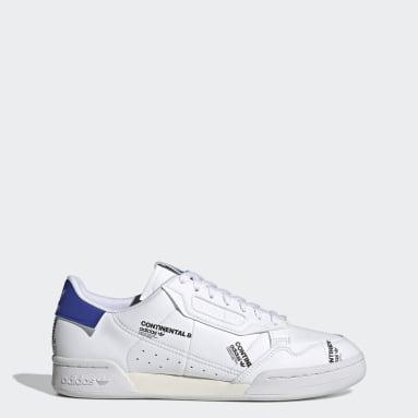Men Originals White Continental 80 Shoes