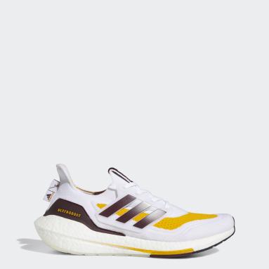 Running White Arizona State Ultraboost 21 Shoes