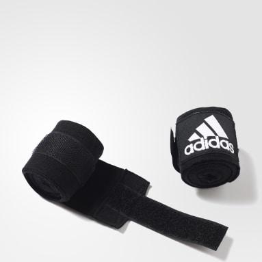 Box černá Bandáže Boxing Crepe