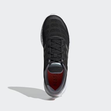 Löpning Svart Climacool Ventania Shoes