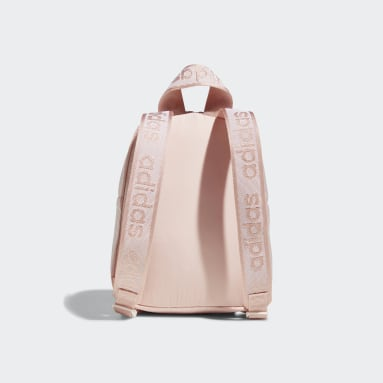 Women's Training Pink Linear Mini Backpack