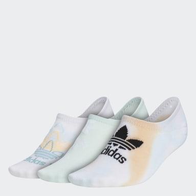 Women's Originals Multicolor Colorwash Super-No-Show Socks 3 Pairs
